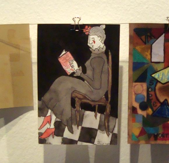 """""""Um livro sobre a morte"""", MuBE, 2010"""